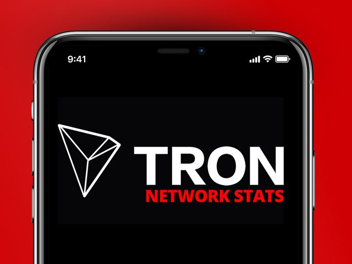 Tron Network Stats